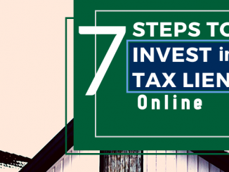 How To Buy Tax Liens Online